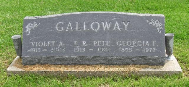 Georgia F. Galloway