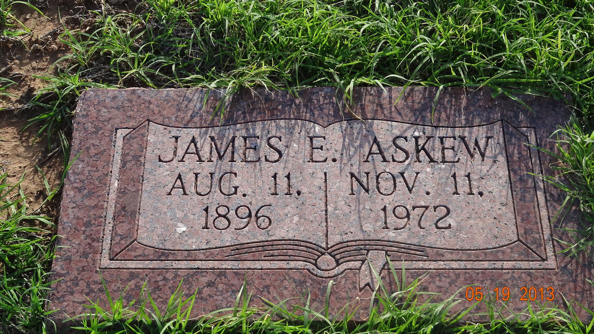 James E. Askew