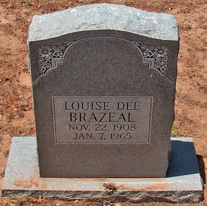 Louise Dee <i>Adney</i> Brazeal