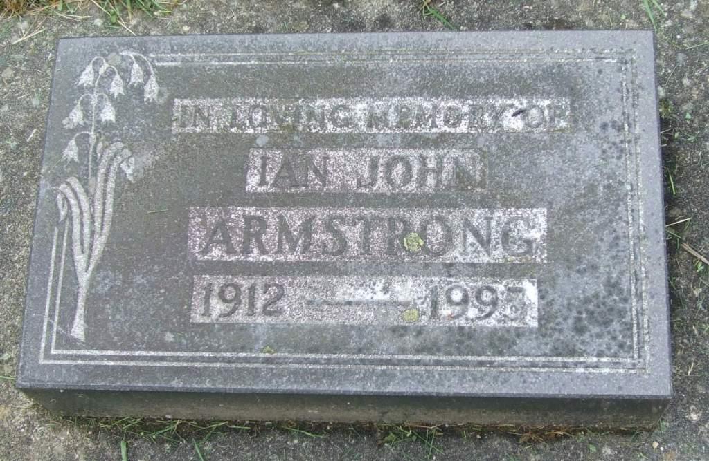 Ian John Armstrong