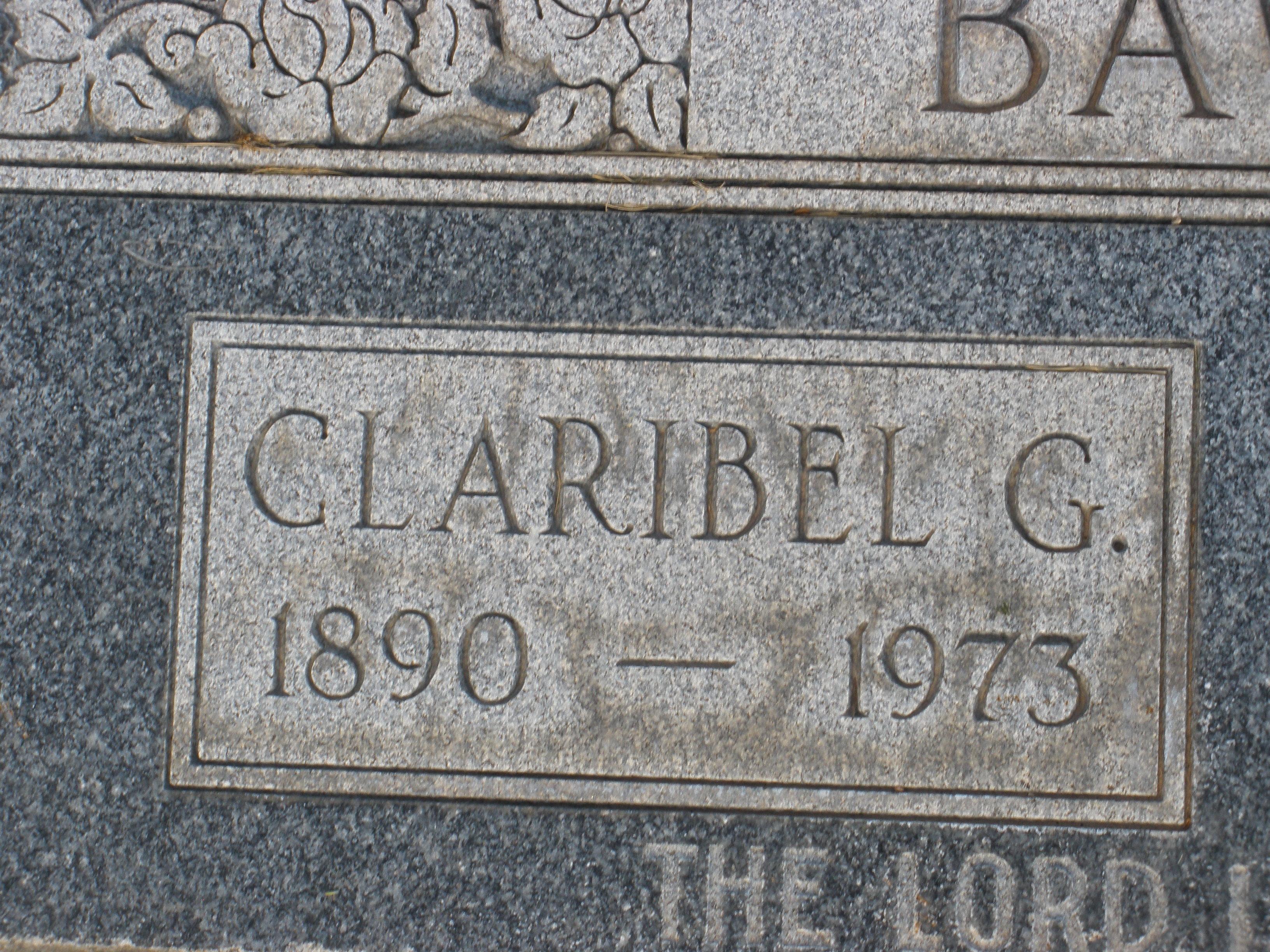 Claribel <i>Gardiner</i> Bawden