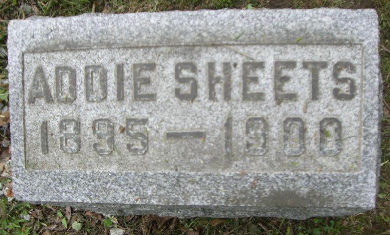 Adah Addie Sheets