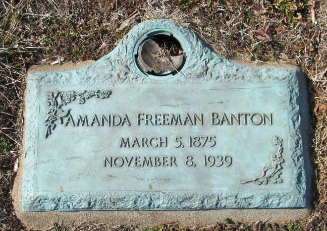 Amanda <i>Freeman</i> Banton