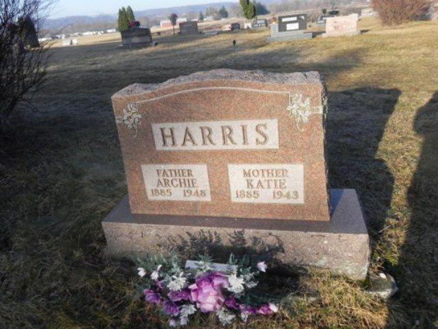 Kate <i>Weed</i> Harris