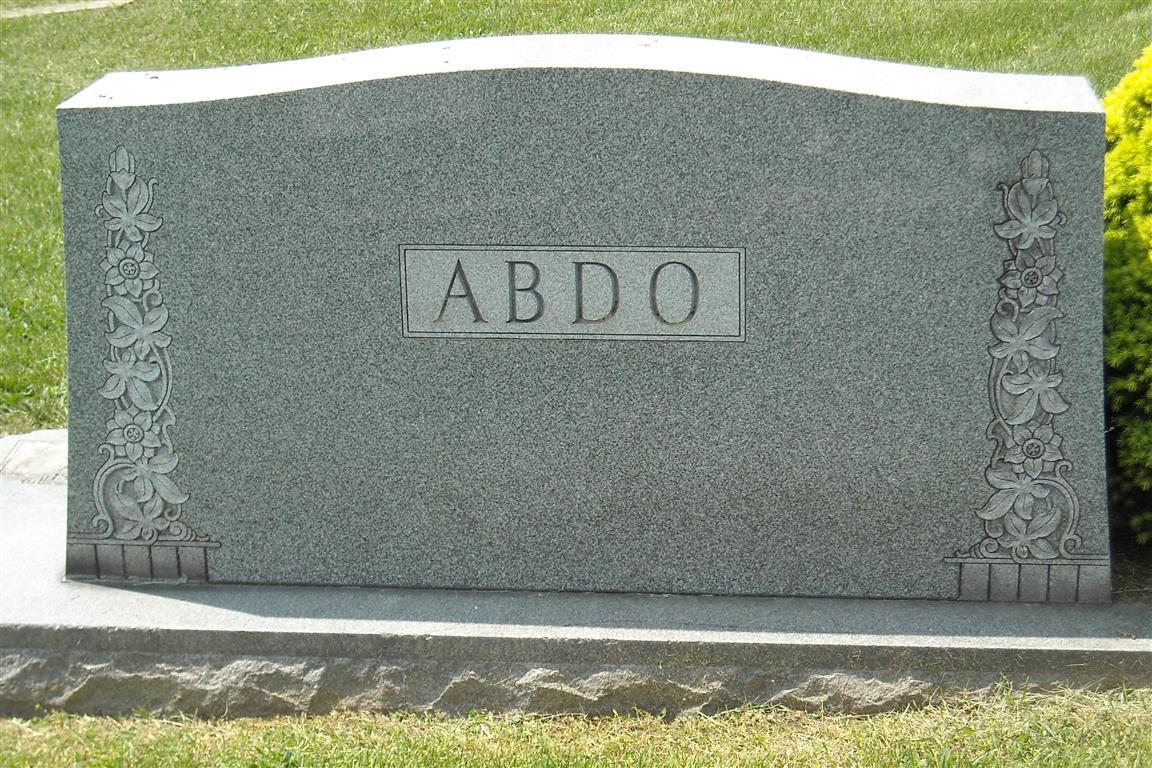 Alexander S Abdo