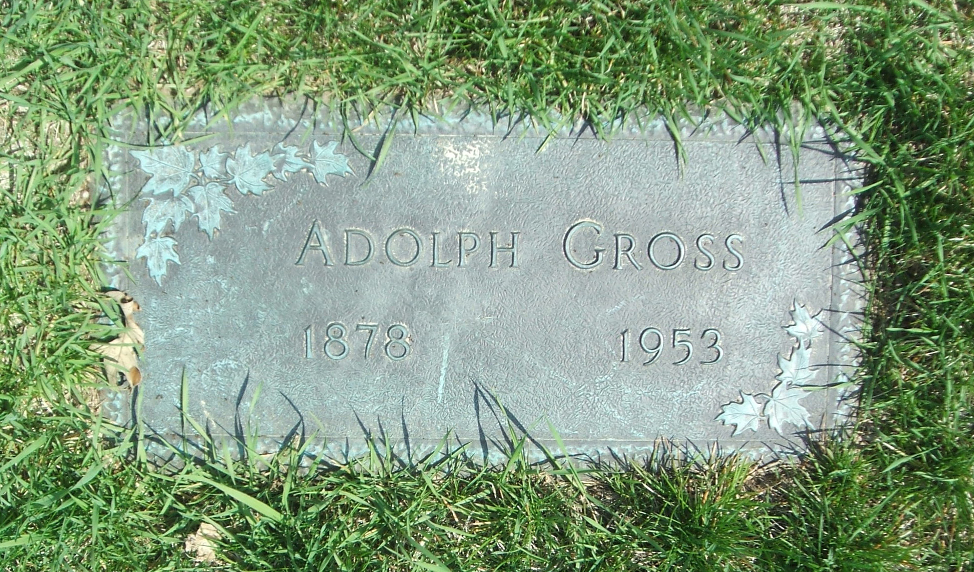 Adolph Gross