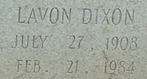 Julia Lavon <i>Dixon</i> Armstrong