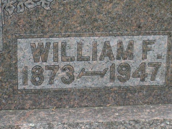 William Franklin Morris
