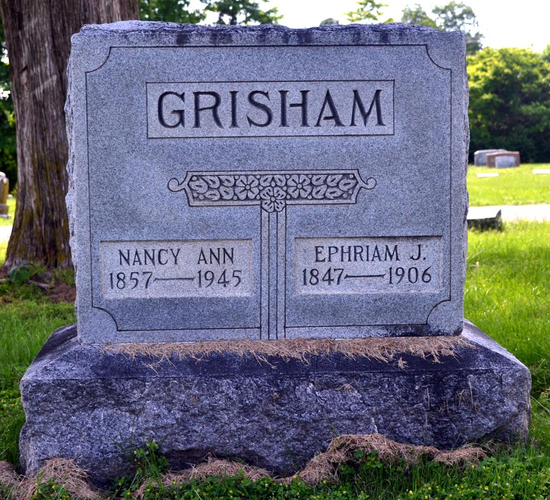 Nancy Ann Grisham