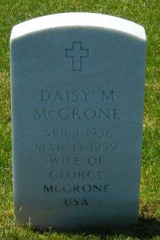 Daisy Mae McGrone