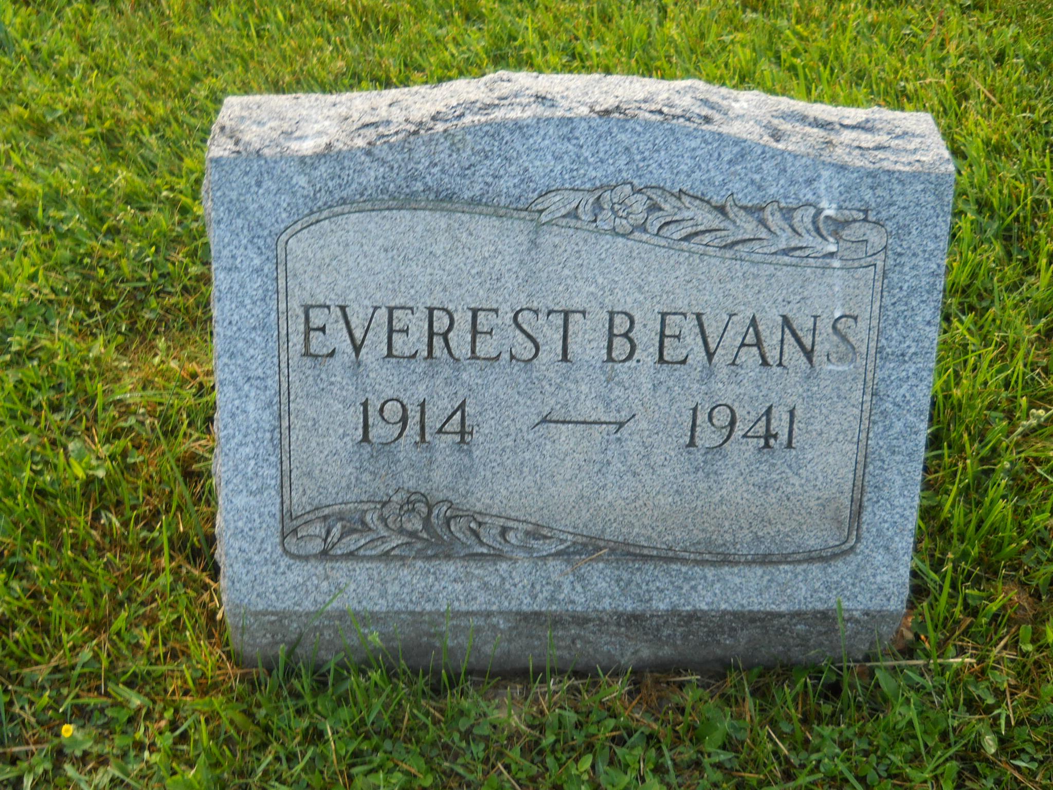 Everest B Evans
