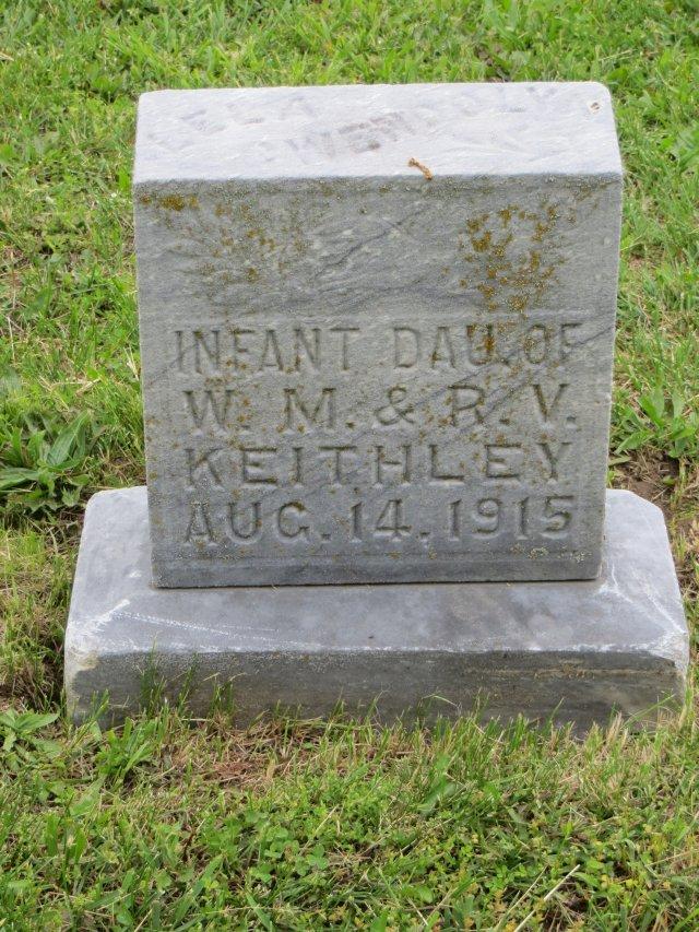 Lela Gwendolyne Keithley