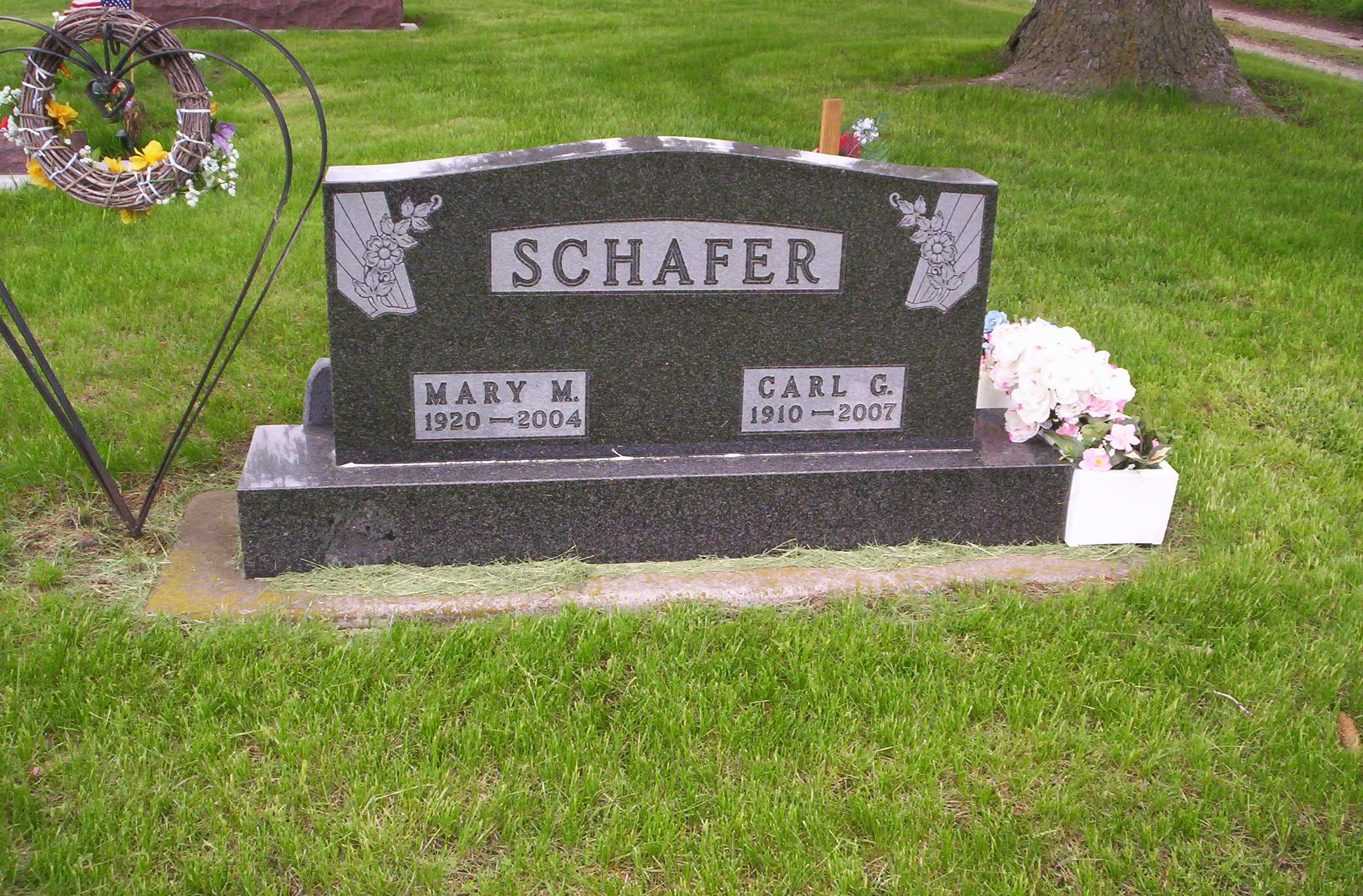 Carl Gottlieb Schafer