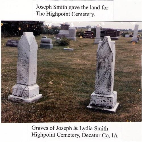 Lydia Ann <i>Berry</i> Smith