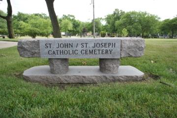 Saint John Saint Joseph Catholic Cemetery