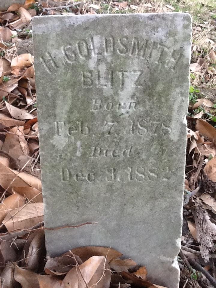 Henry Goldsmith Blitz