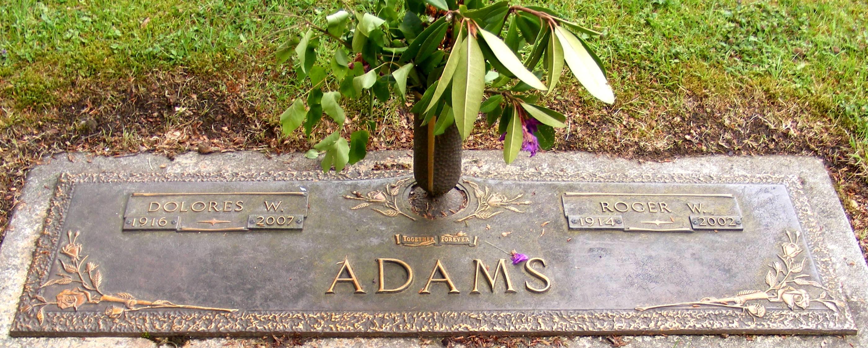 DoLores W. <i>Prengel</i> Adams