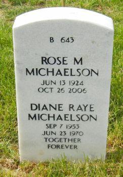 Rose M Michaelson