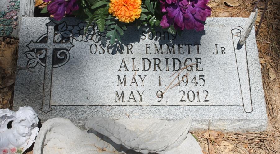 Oscar E. Sonny Aldridge, Jr