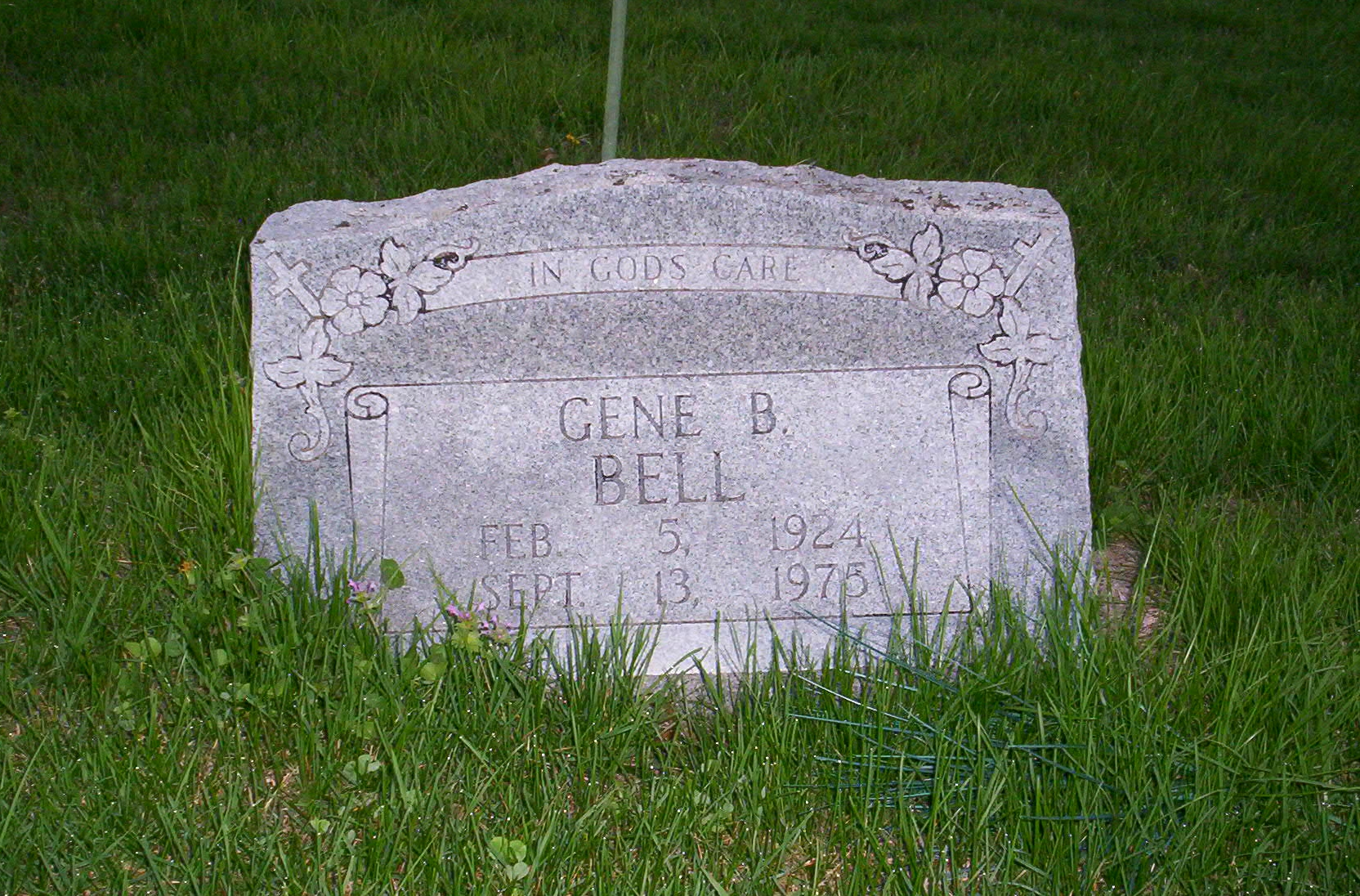 Gene E Bell