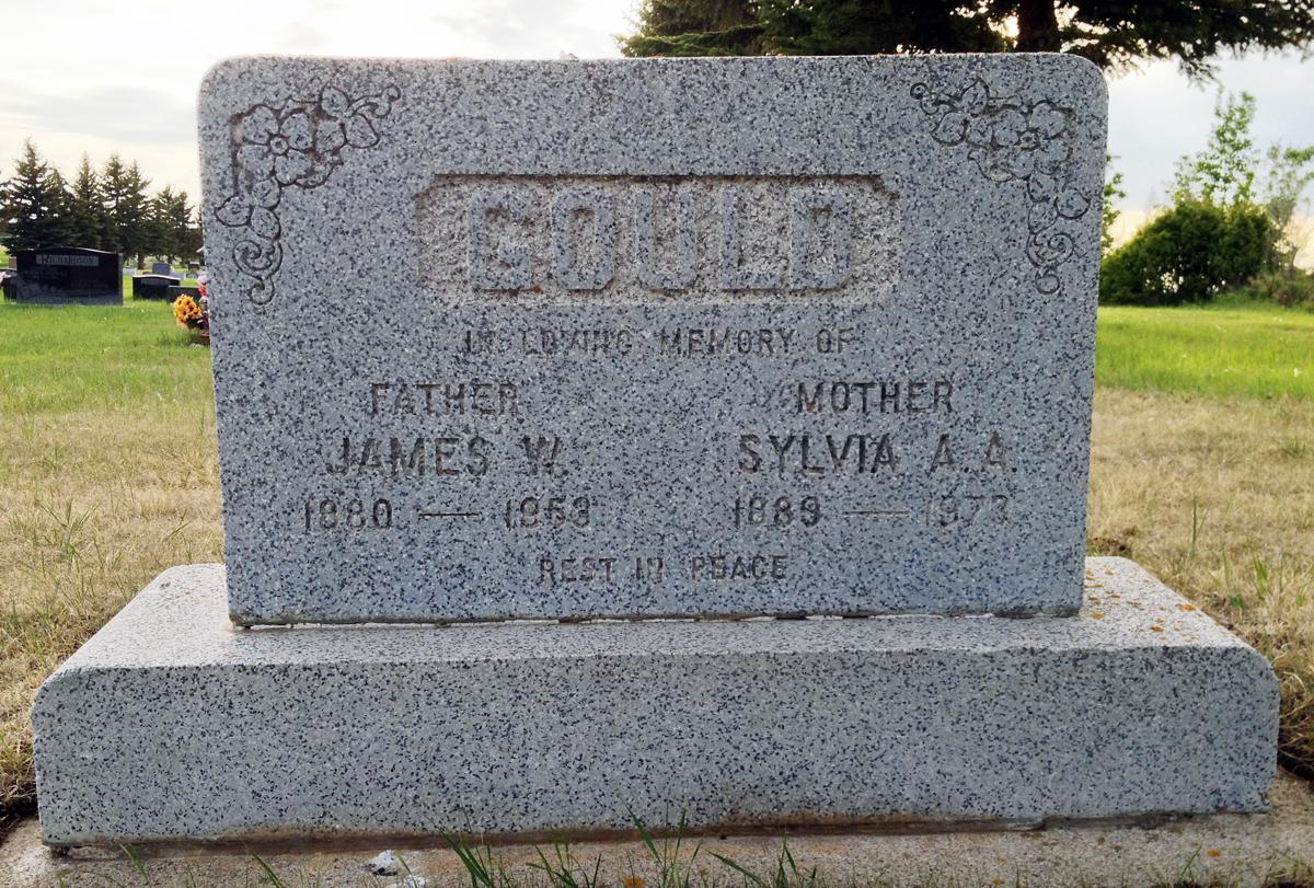 Sylvia Ada <i>Laughlin</i> Gould