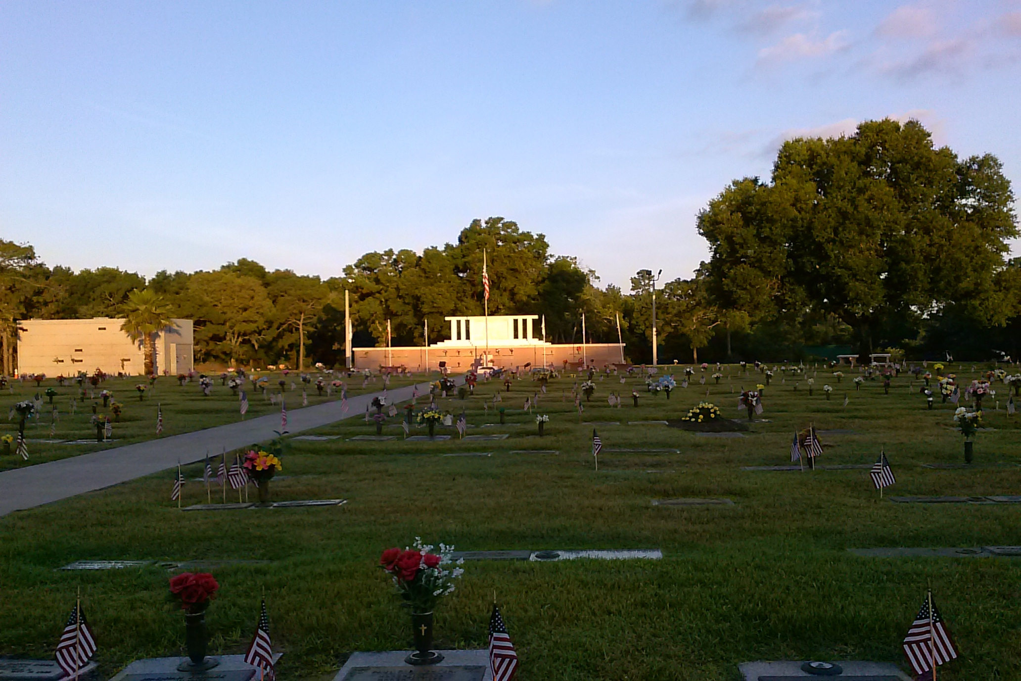 Chapel Hills Memory Gardens in Jacksonville, Florida - Find A Grave ...