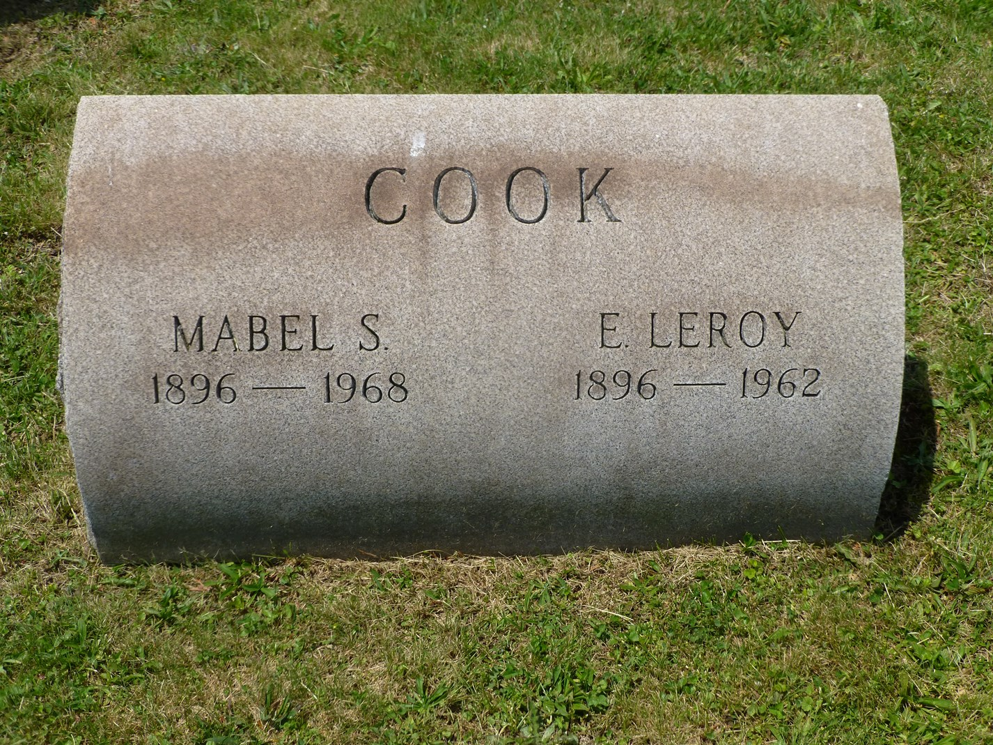 Edward Leroy Cook