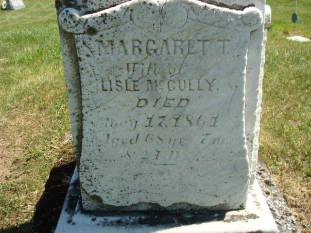 Margaret T. <i>Edmunson</i> McCully