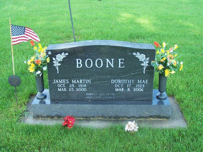 James M. Boone