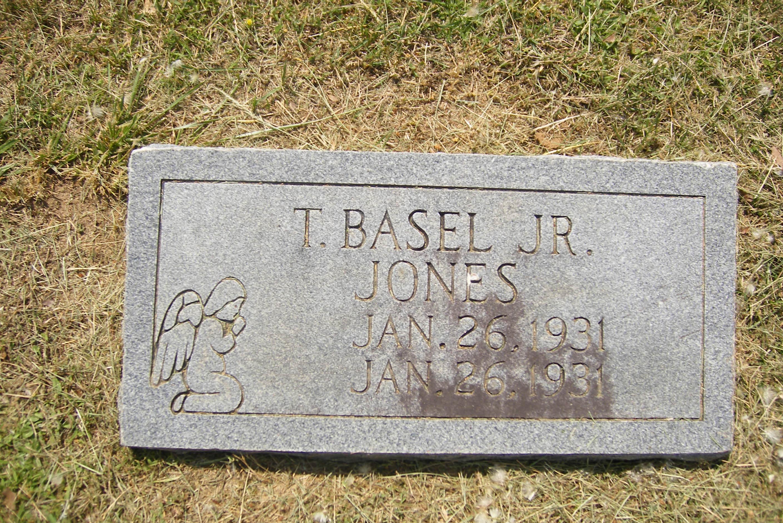 Basel Jones, Jr