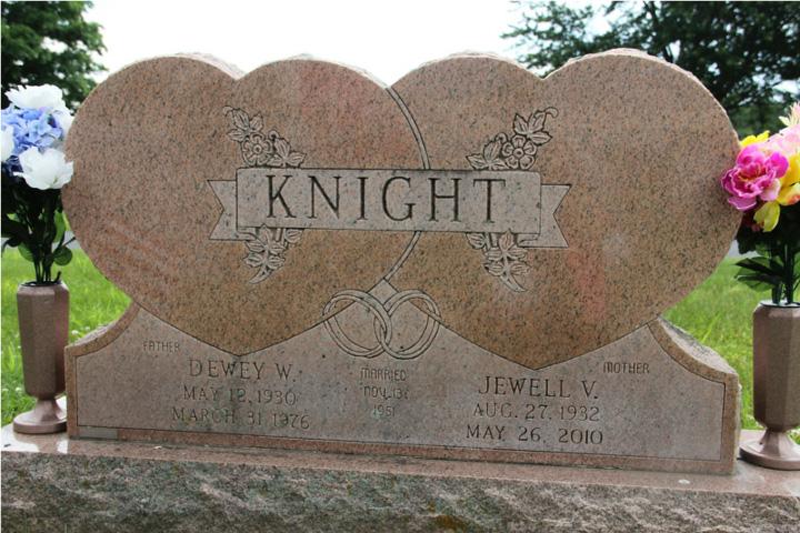 Jewell Virginia <i>Hensley</i> Knight