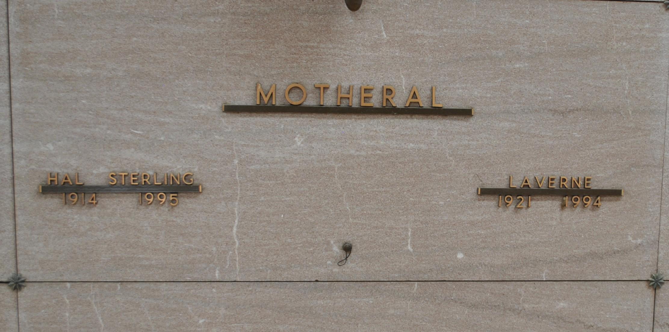 Laverne Motheral