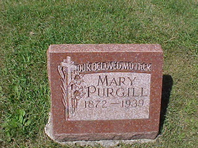 Mary Purgill