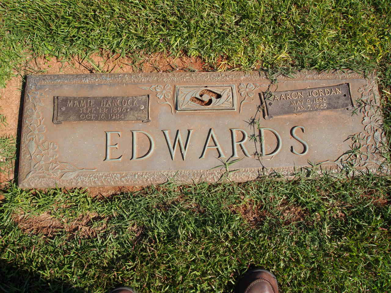 Aaron Jordan Edwards, Sr