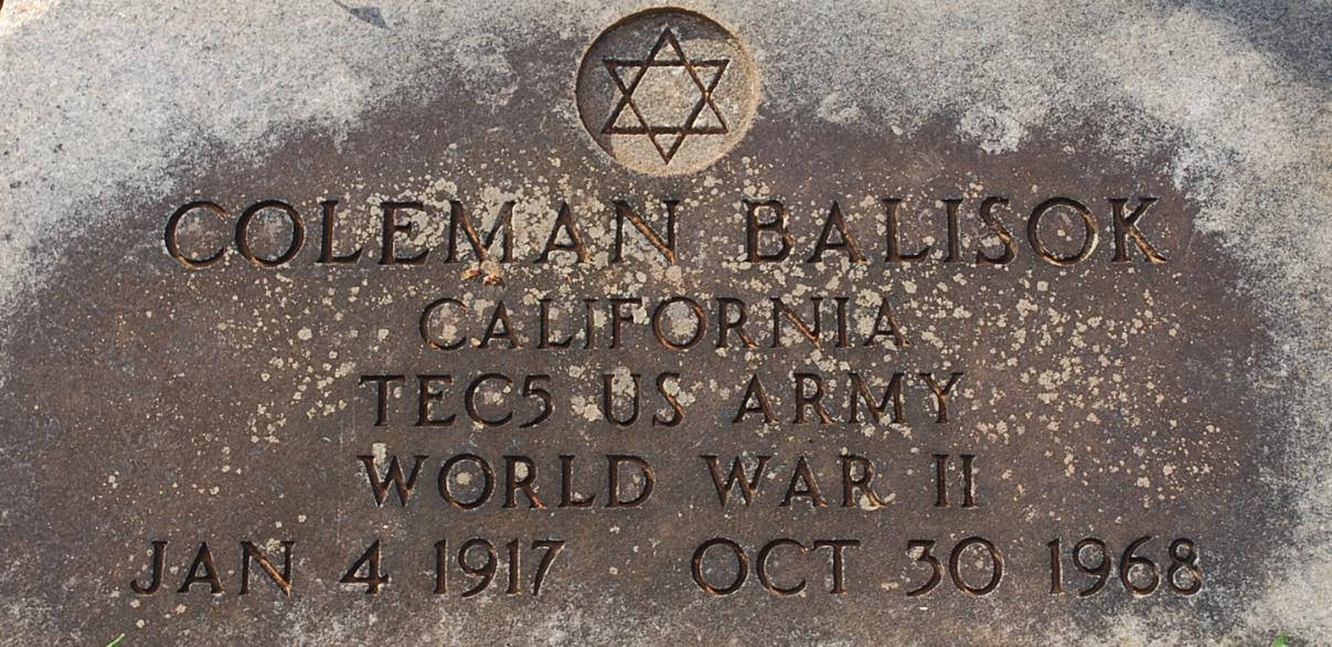 Coleman Balisok