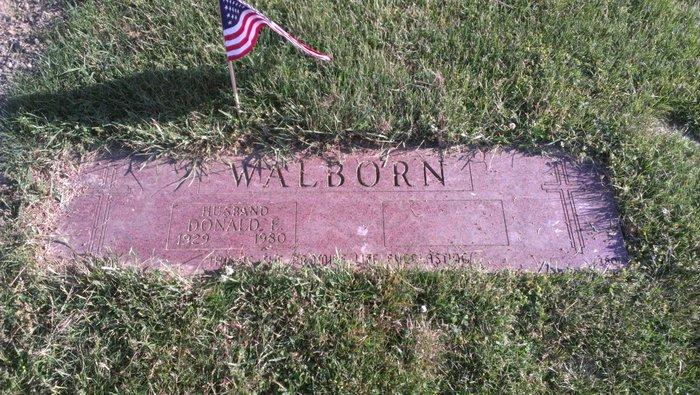 Donald Walborn