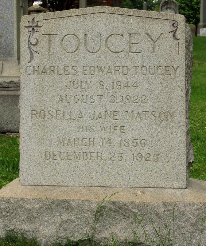Charles Edward Toucey