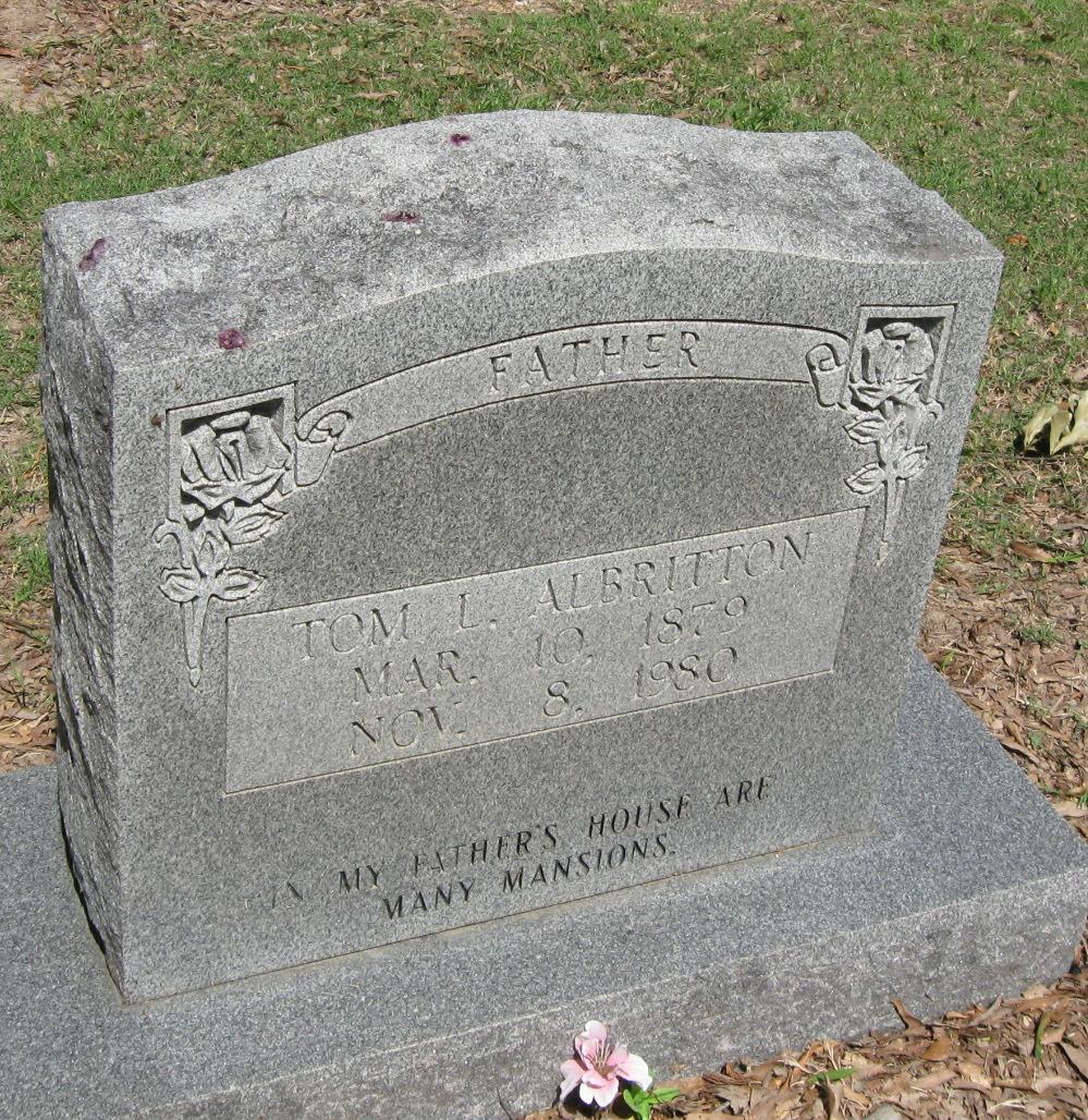 Thomas Lee Albritton