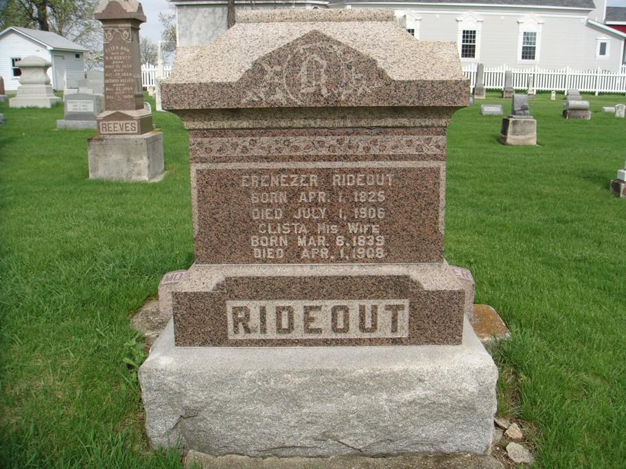 Ebenezer Rideout