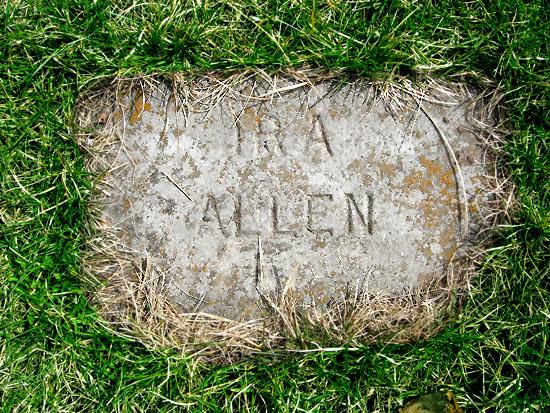 Ira Glenn Allen