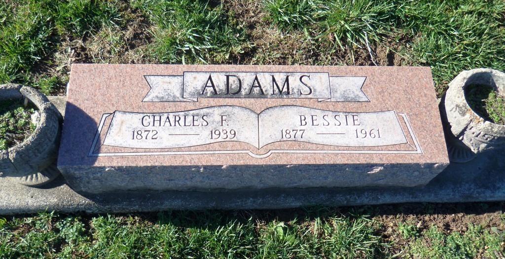 Bessie <i>Wildey</i> Adams