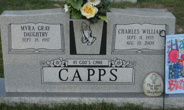 Charles William Capps