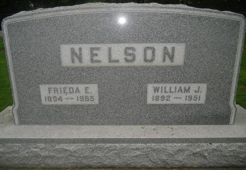Frieda <i>Delgen</i> Nelson
