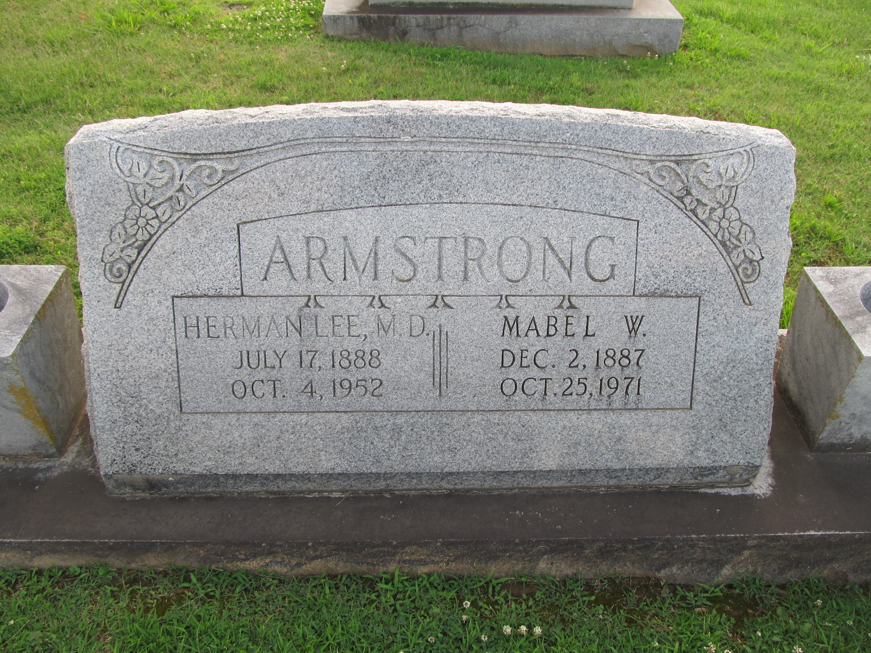 Dr Herman Lee Armstrong