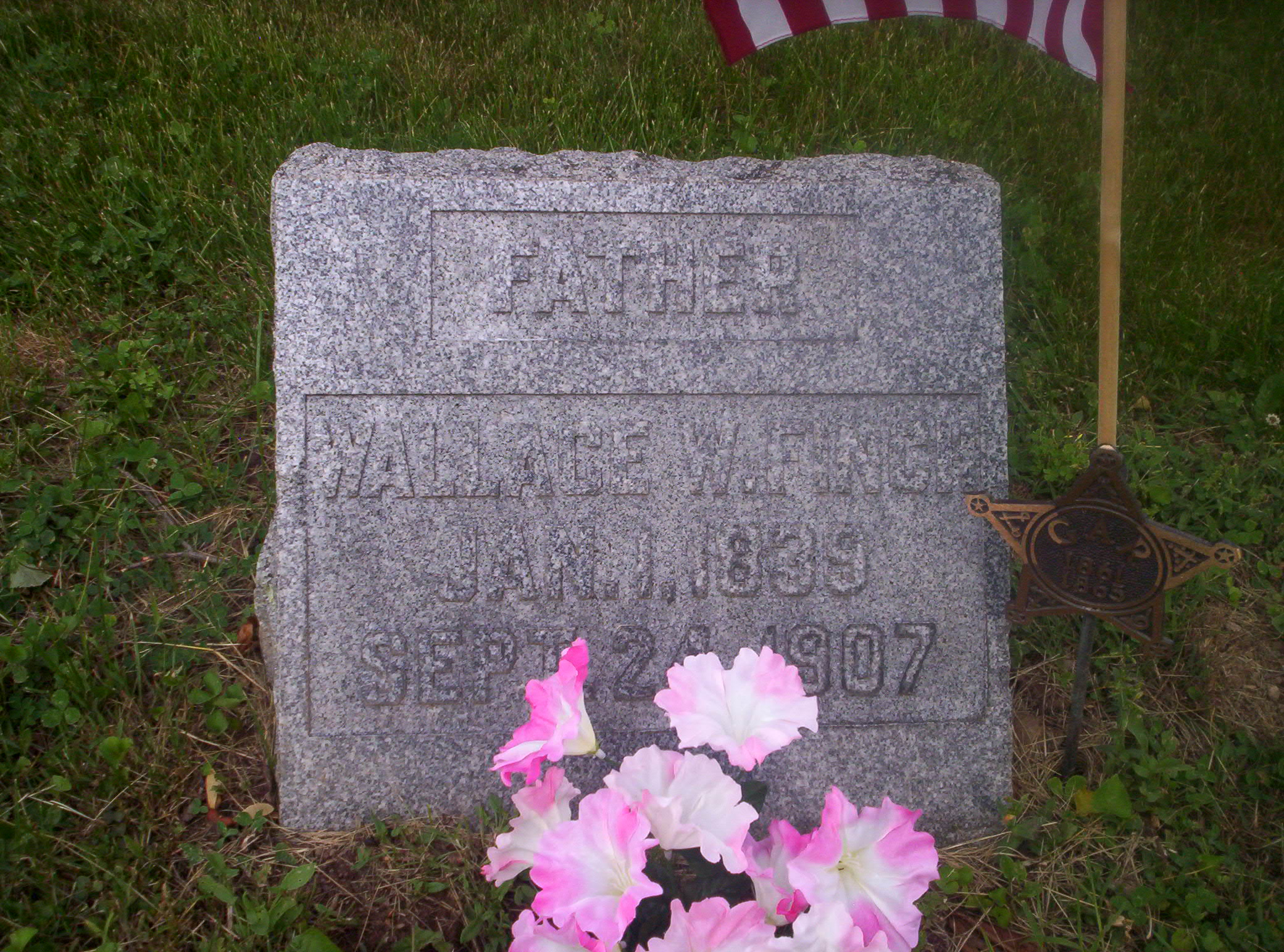 Wallace William Finch