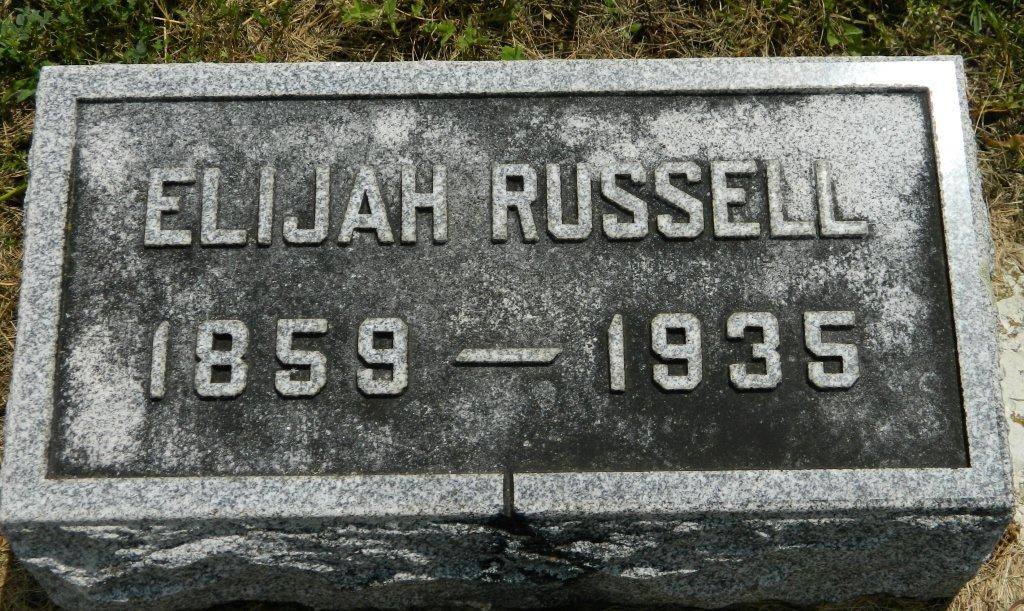 Elijah Lide Russell
