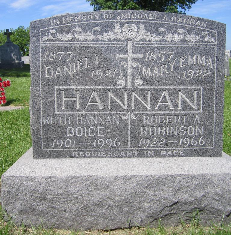 Emma Ruth <i>Hannan</i> Boice