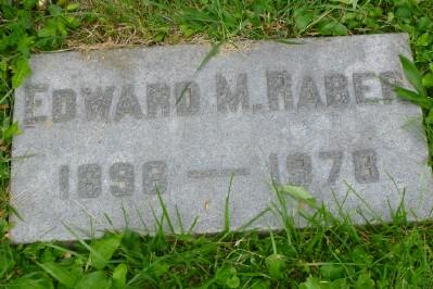 Edward M Raber