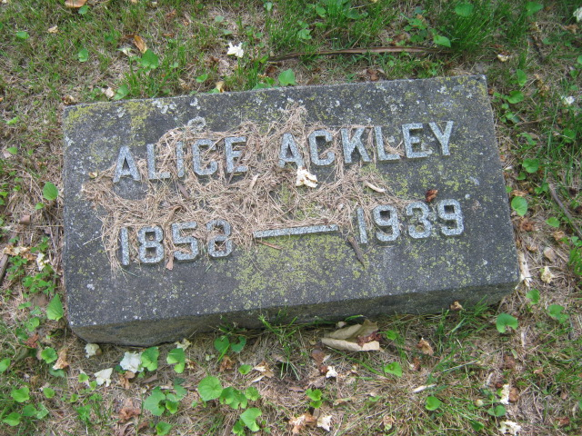 Alice Ackley