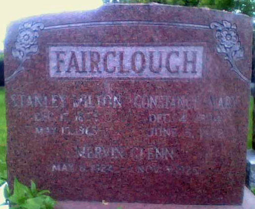 Constance Mary <i>Bell</i> Fairclough